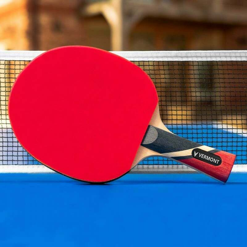 Vermont Strike Table Tennis Bat [Intro] | Net World Sports