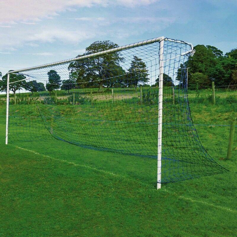 Custom Straight Back Football Net [Any Colour] (Football Net Set)