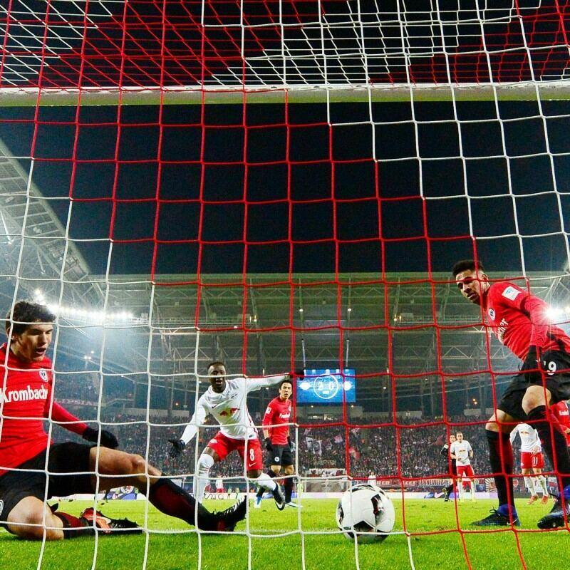 Professional Football Goal Nets