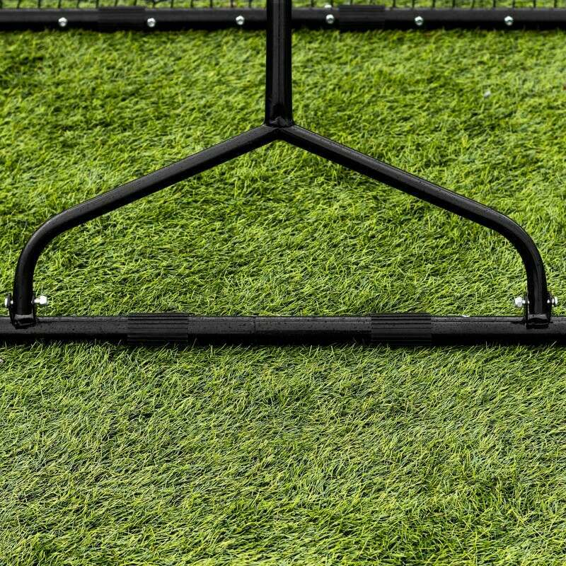 All-Surface Football Rebounder Wall