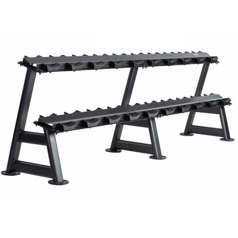 METIS Commercial Dumbbell Rack Sets | Net World Sports