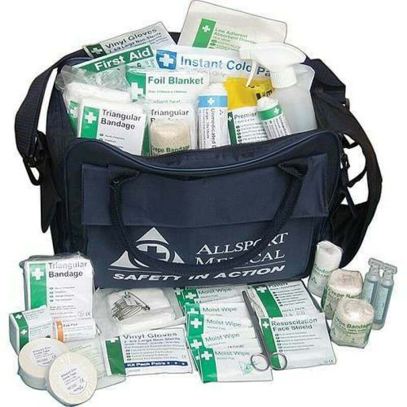 Team First Aid Kit - Medical Equipment & Supplies for Sports Teams / Clubs