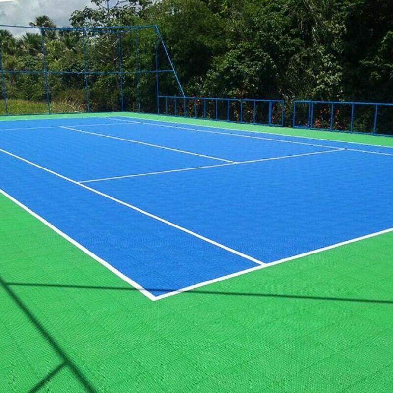 Pickleball Court Modular Floor Tiles System 2