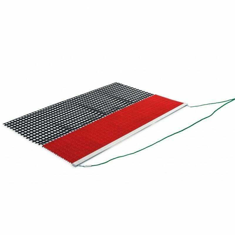 Combi Level Amp Smooth Tennis Court Drag Mat Net World Sports
