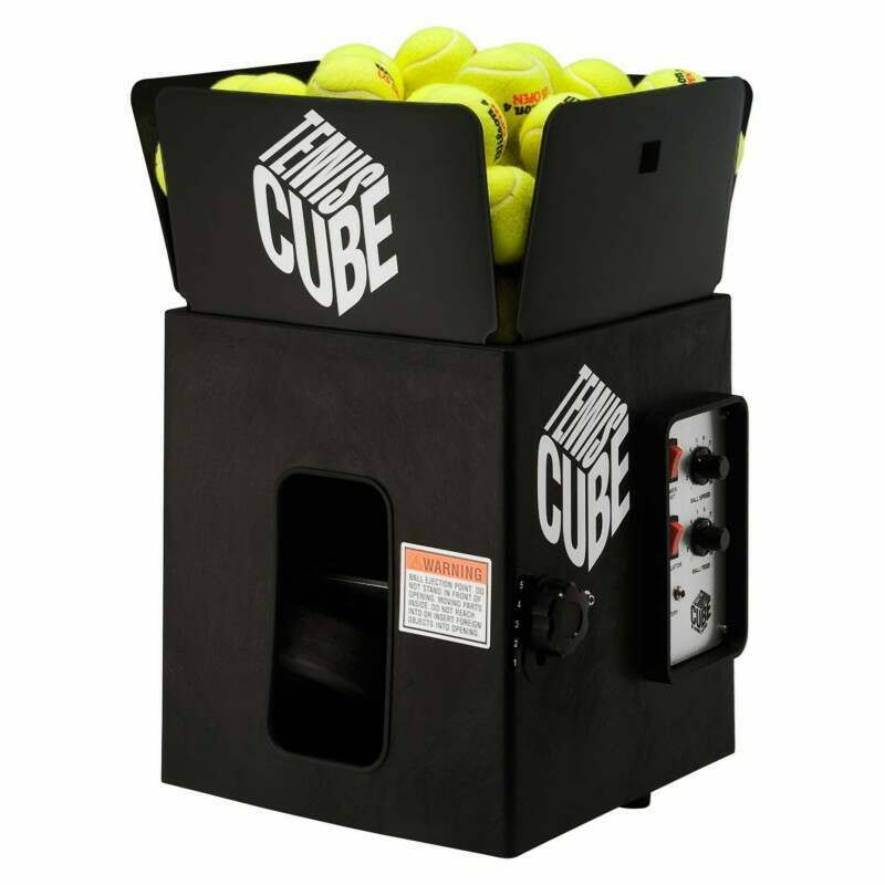 Tennis Tutor Tennis Cube | Tennis Ball Machine | Tennis Tutor | Net World Sports