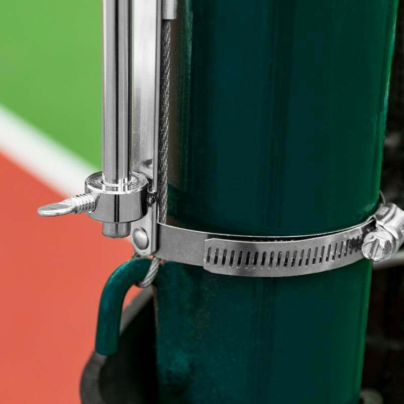 Easy-to-attach Tennis Post Scoreboard | Net World Sports