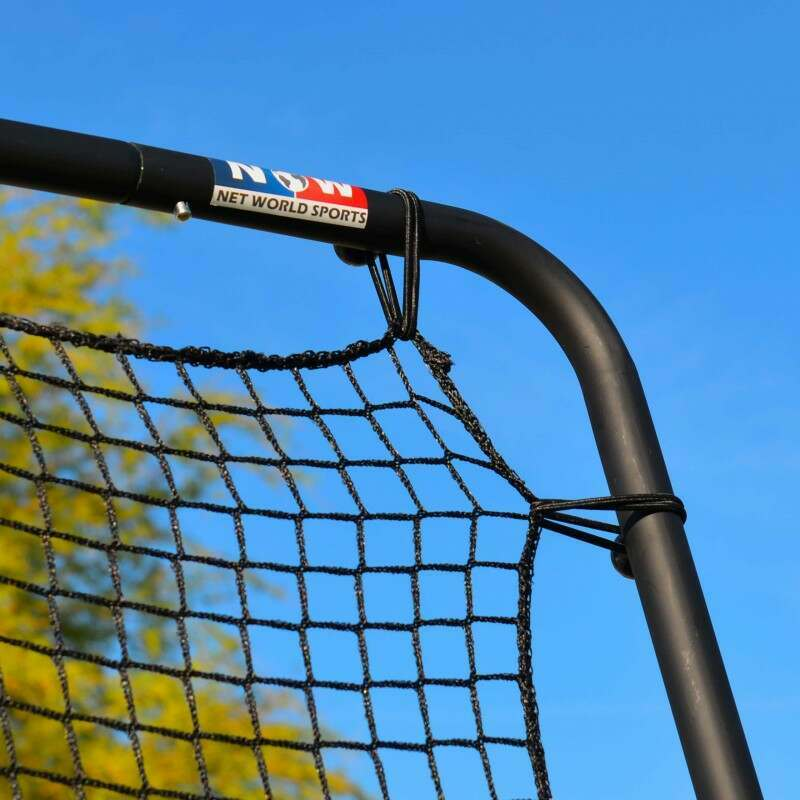 Football Jumbo Rebounder Net [2.7m x 2.2m] | Net World Sports
