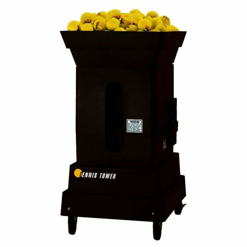 Tennis Tower | Tennis Ball Machine | Net World Sports