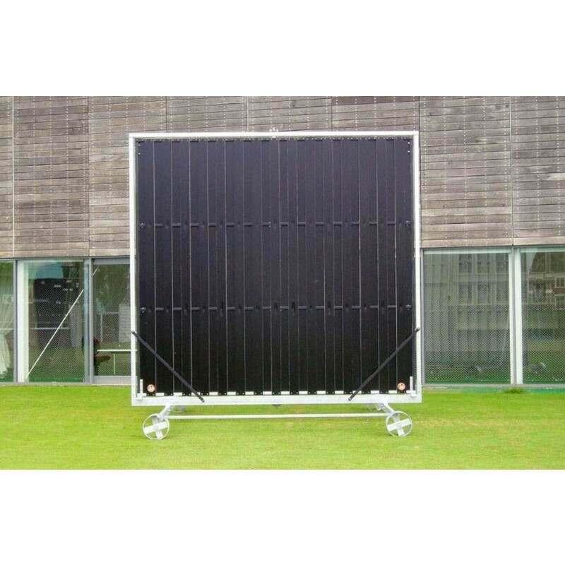 T20 Reversible Black & White Cricket Sight Screen