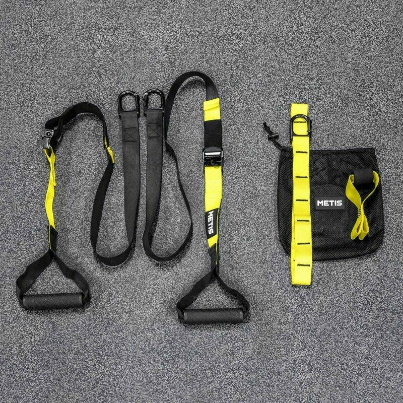 METIS Resistance Training Straps | TRX Bands | Net World Sports