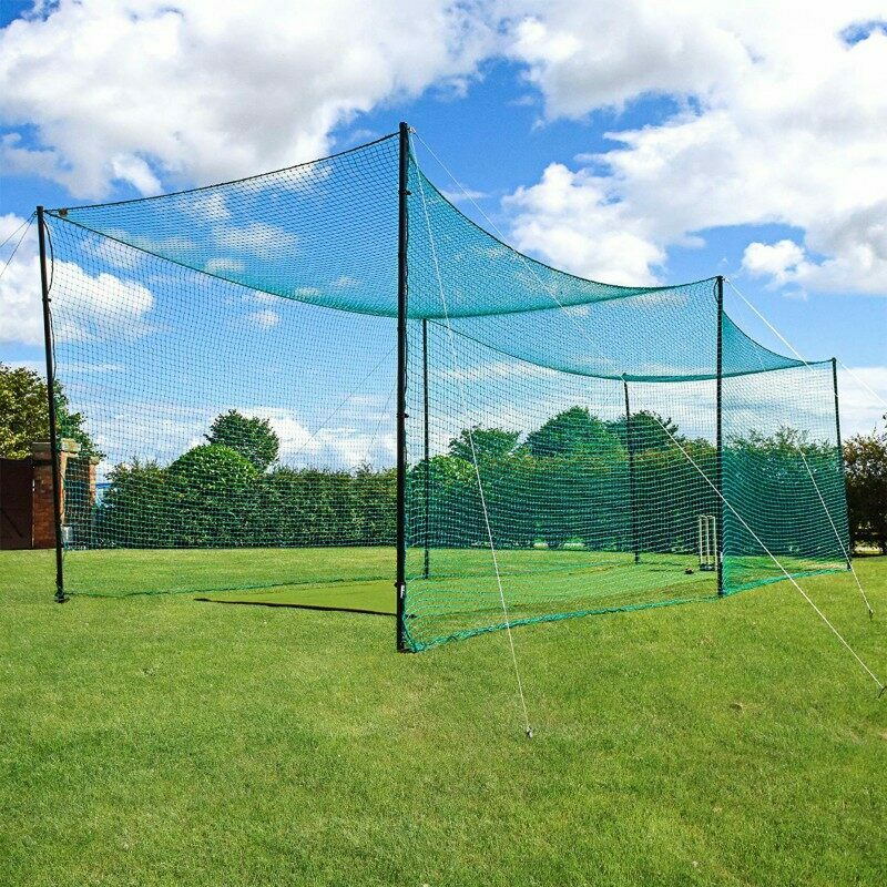 Replacement Net for Ultimate Cricket Cage | Cricket Net | Cricket | Net World Sports