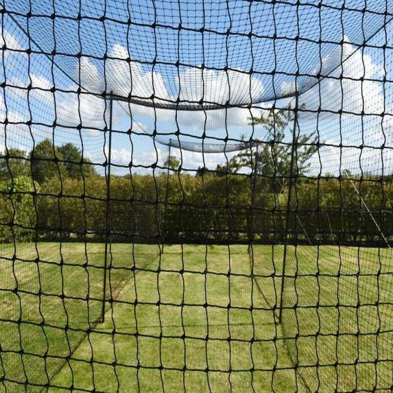 Drop In Cricket Cage Nets Suitable For Outdoor Use