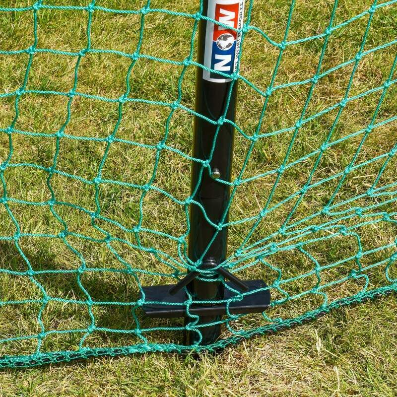 Powder Coated Netting Support Poles