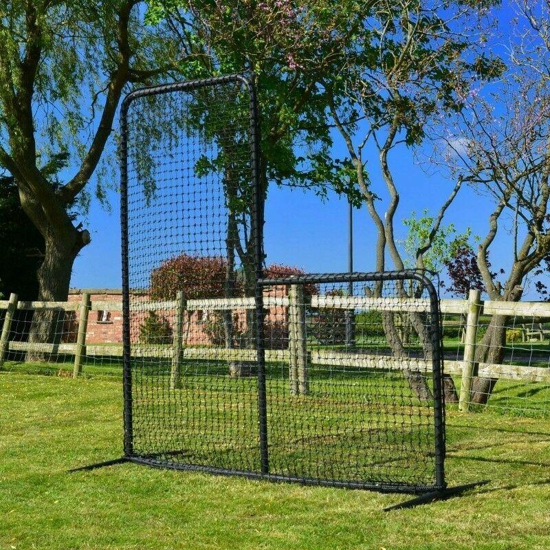 Freestanding Cricket L-Screen For Net Practice | Net World Sports