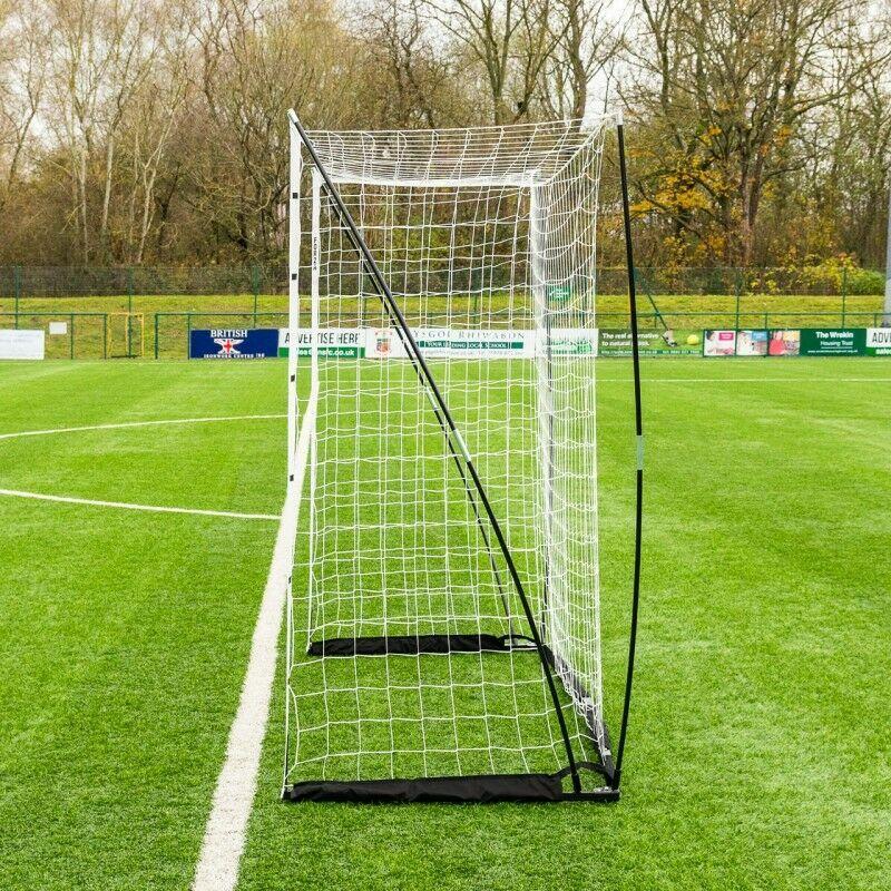 Regulation Sized Futsal Goal Posts   Net World Sports