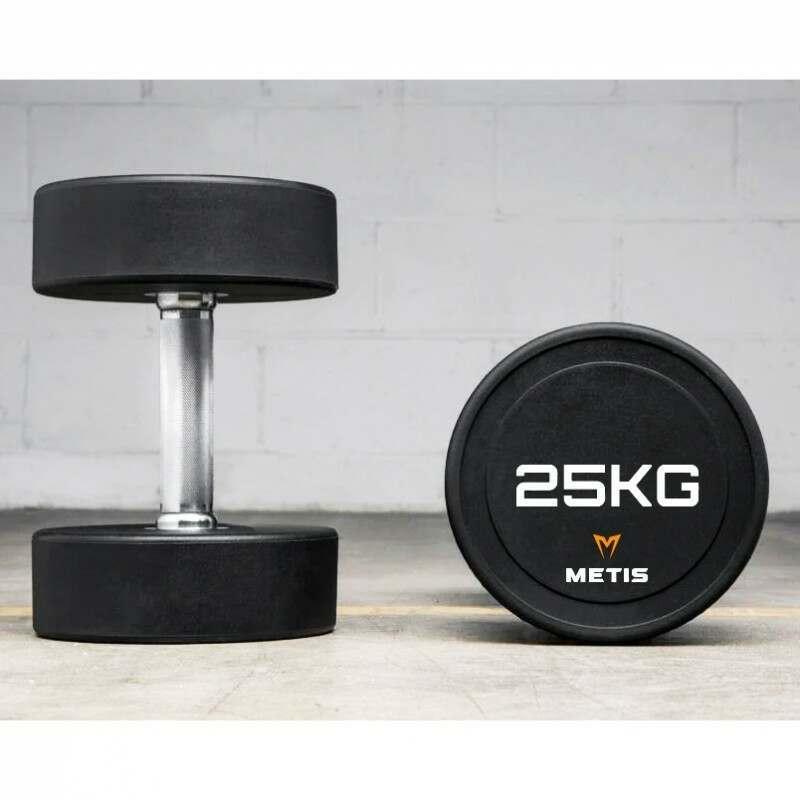 METIS Pro Commercial Dumbbells [2.5–50kg] | Net World Sports