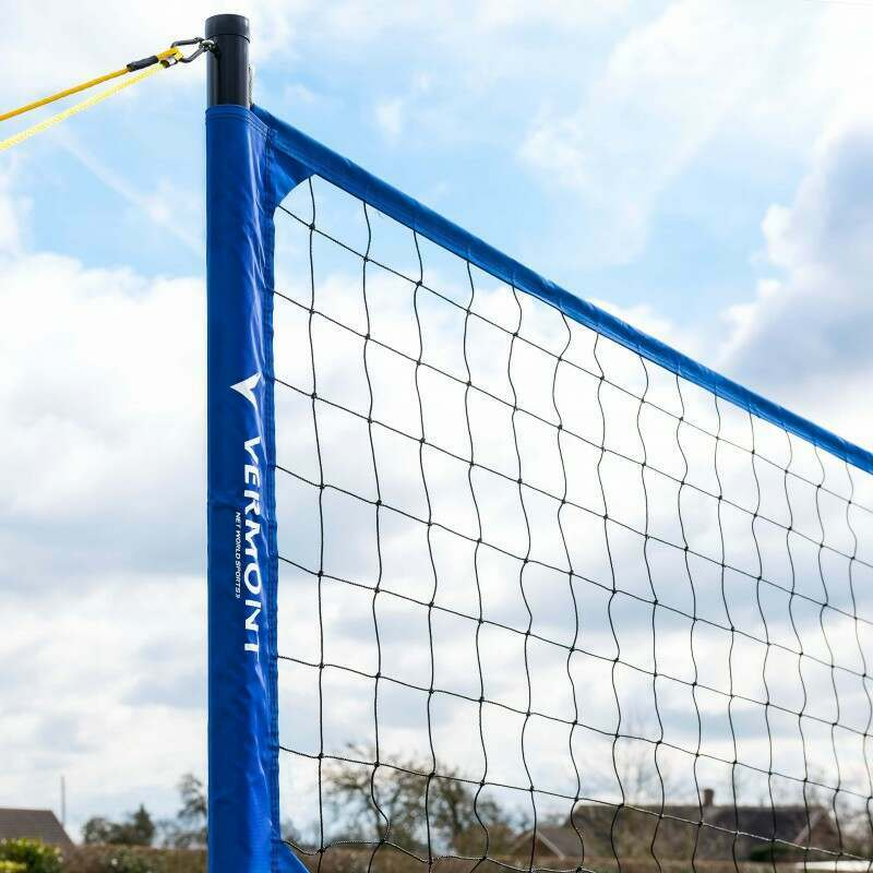 Vermont Volleyball Net | Beach Volleyball Net | Indoor Volleyball Net | Net World Sports