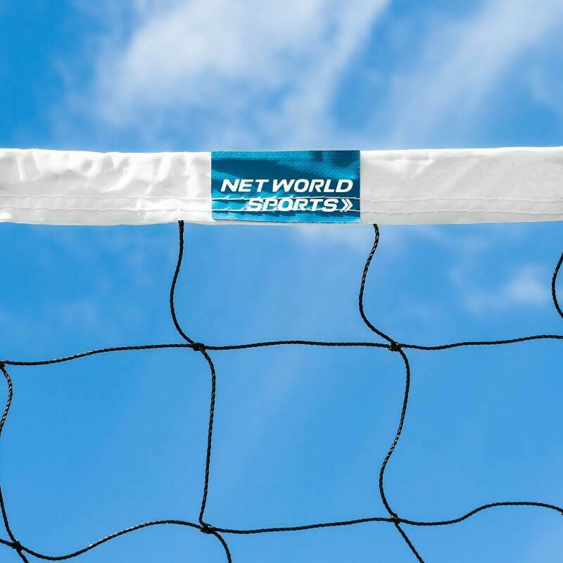Home Use Volleyball Net With Cord Headline | Net World Sports
