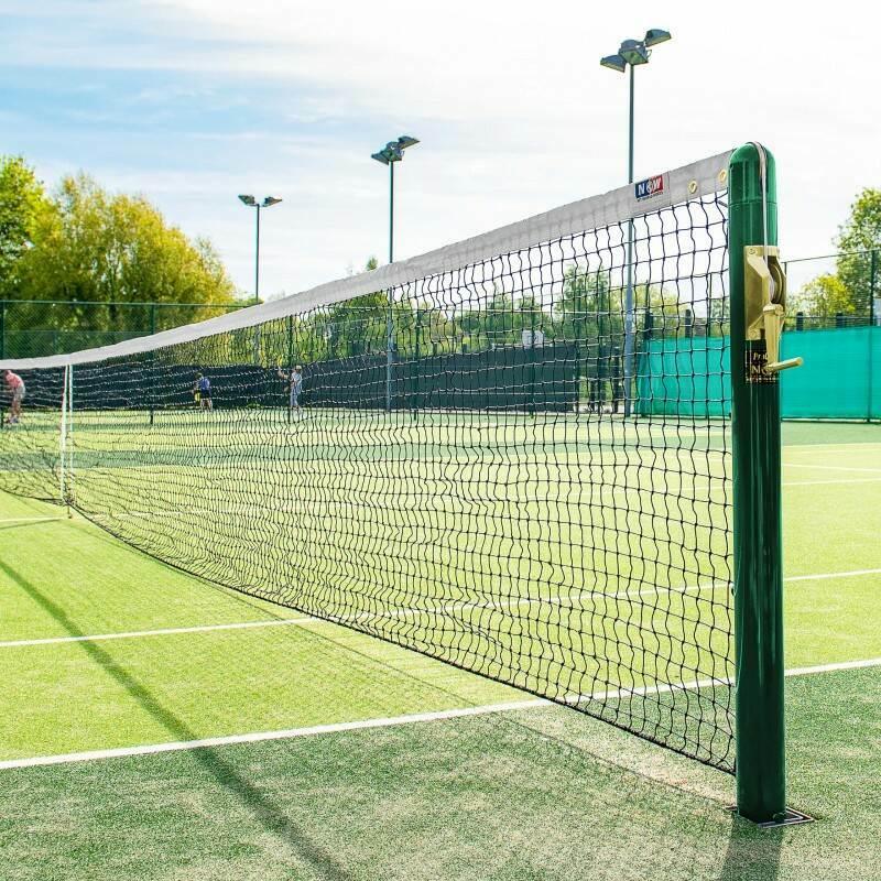 Singles Tennis Court | Net World Sports