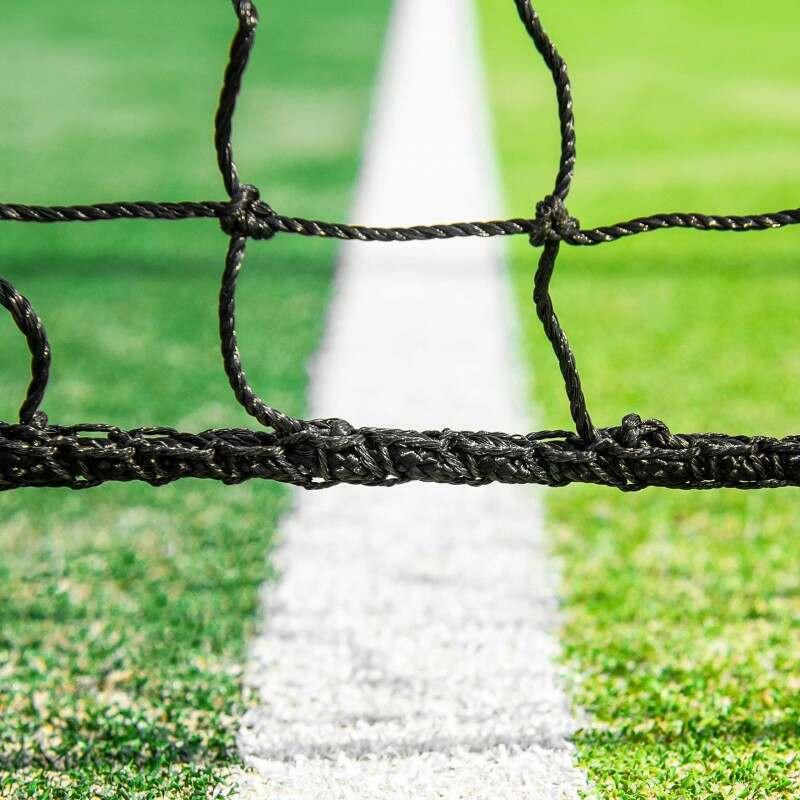 Vermont 2.5mm Singles Tennis Net | Overlock Rope Edges | Net World Sports