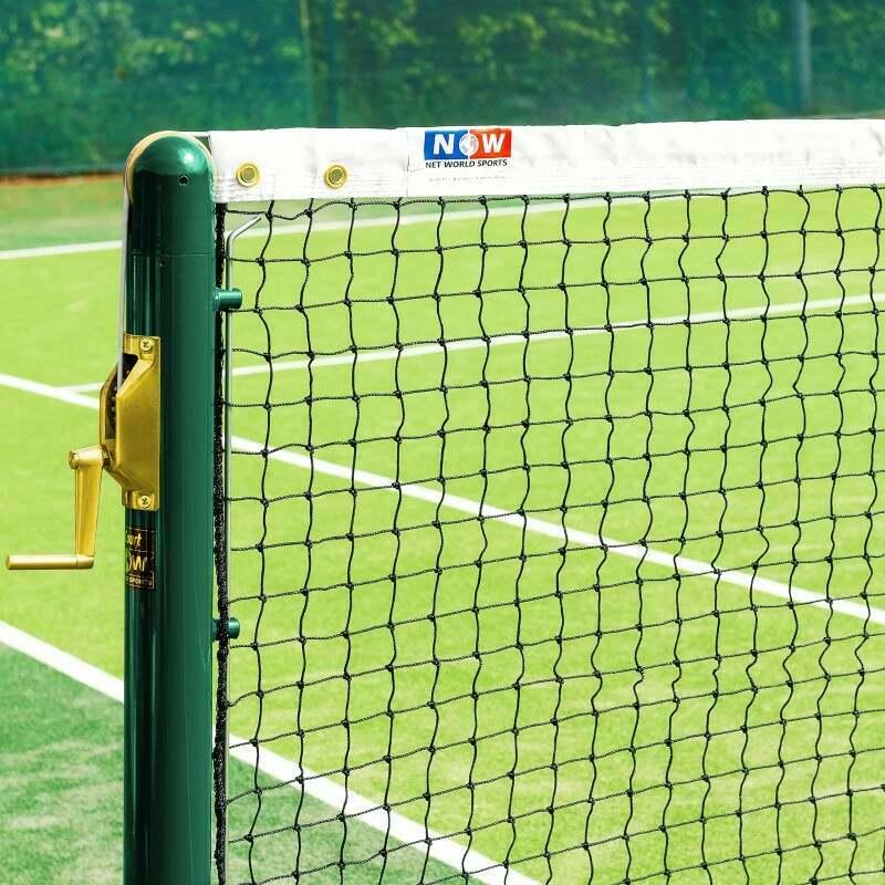 Vermont 2mm Tennis Net Super Lightweight | Net World Sports