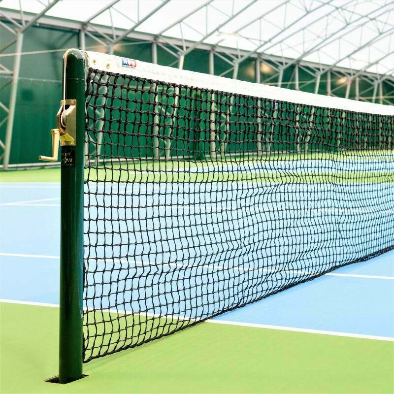 Vermont Championship Tennis Net For Indoor & Outdoor Use | Net World Sports