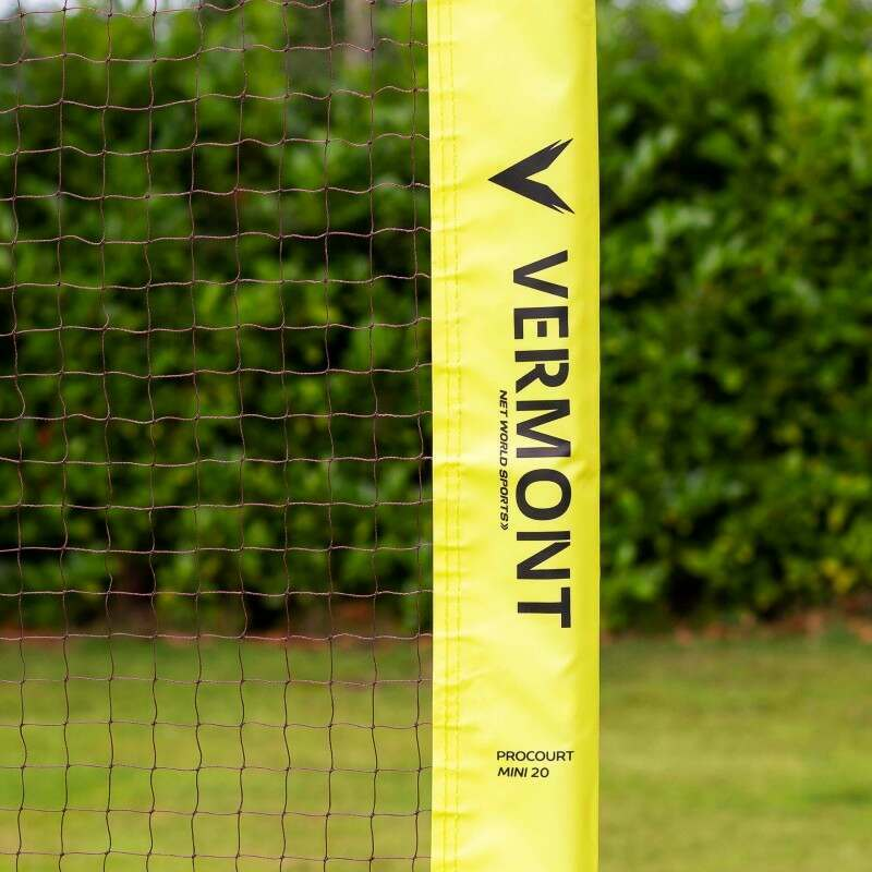 Vermont ProCourt Mini Tennis & Badminton Combi Net | Garden Sports For Families | Vermont Sports