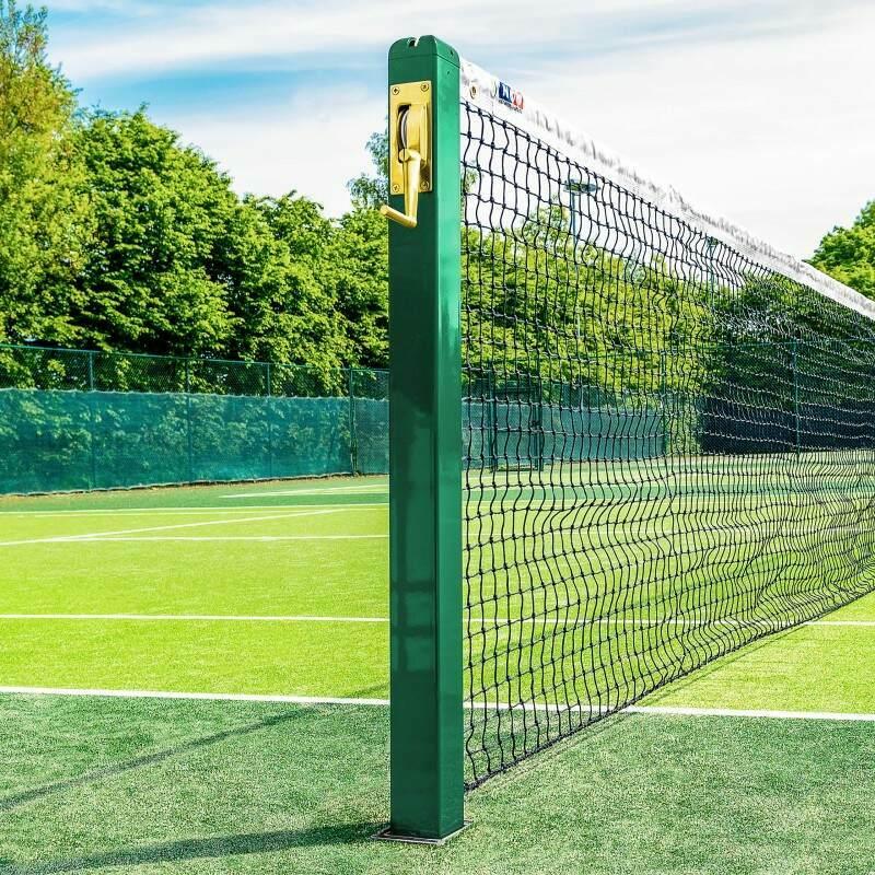 Indoor & Outdoor Tennis Posts | Vermont Sports