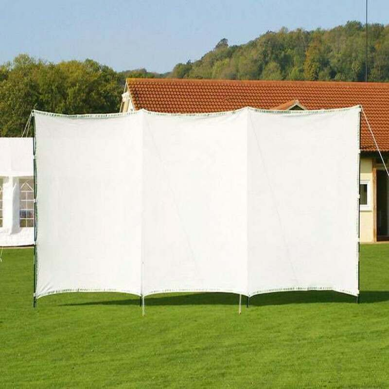 Temporary Cricket Sight Screen