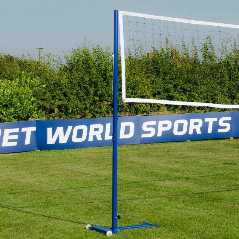 Freestanding Volleyball Posts | Volleyball Posts | Volleyball | Net World Sports