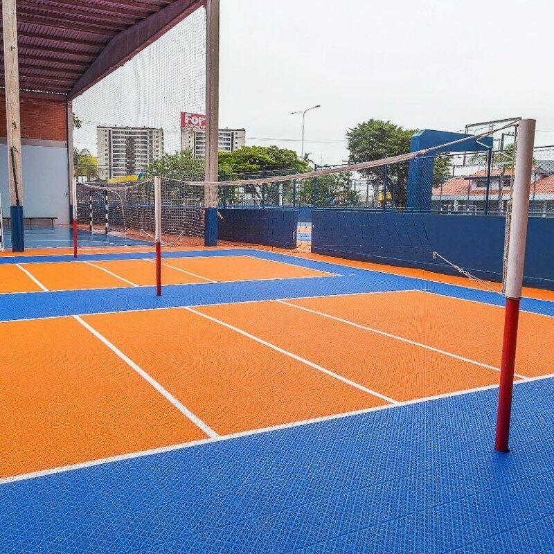 Premium Volleyball Court Modular Floor Tiles System