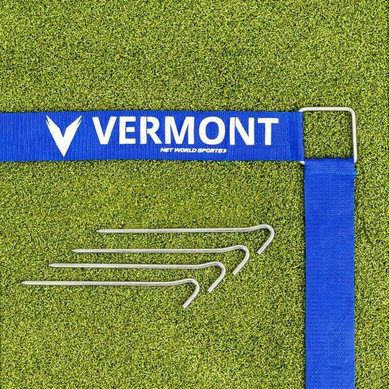 Blue Volleyball Court Weaving Tape | Groundsman Equipment