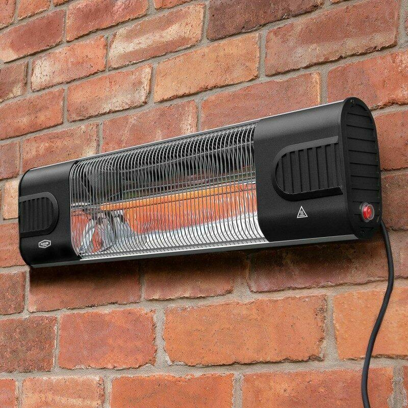 Harrier Wall Mounted Patio Heater | Net World Sports