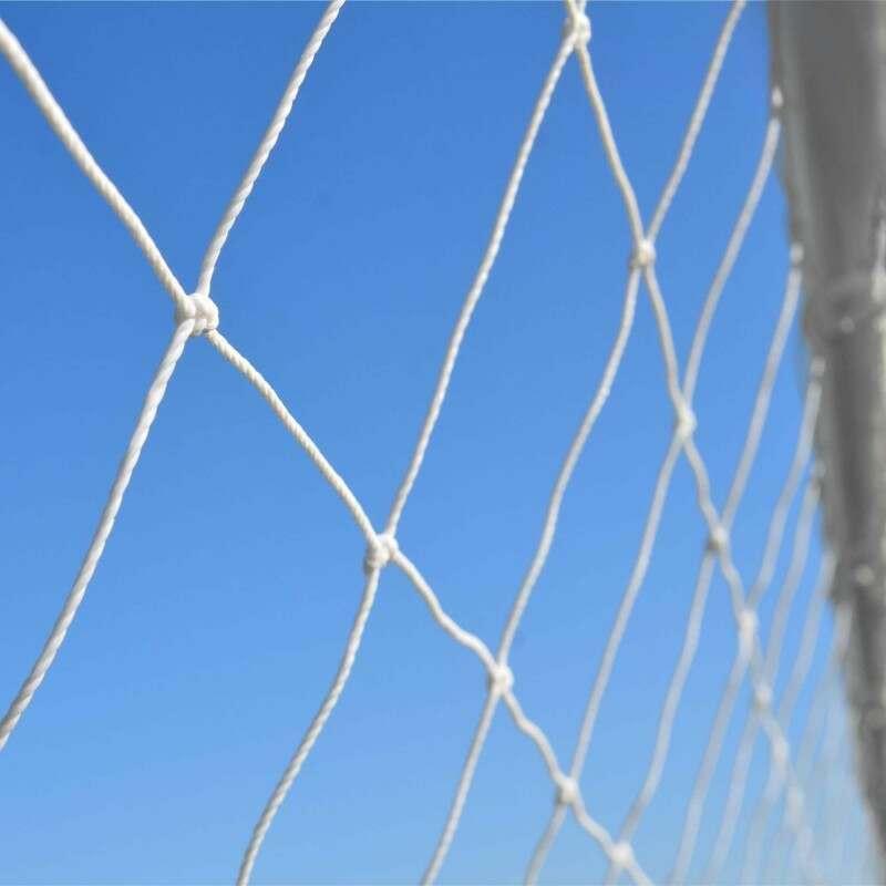 3.7m x 1.8m Soccer Goal Net | Weatherproof Goal Net