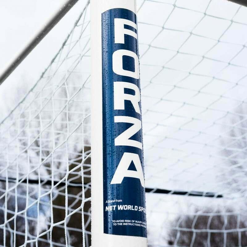 High Strength 12 x 6 Stadium Box Football Goal