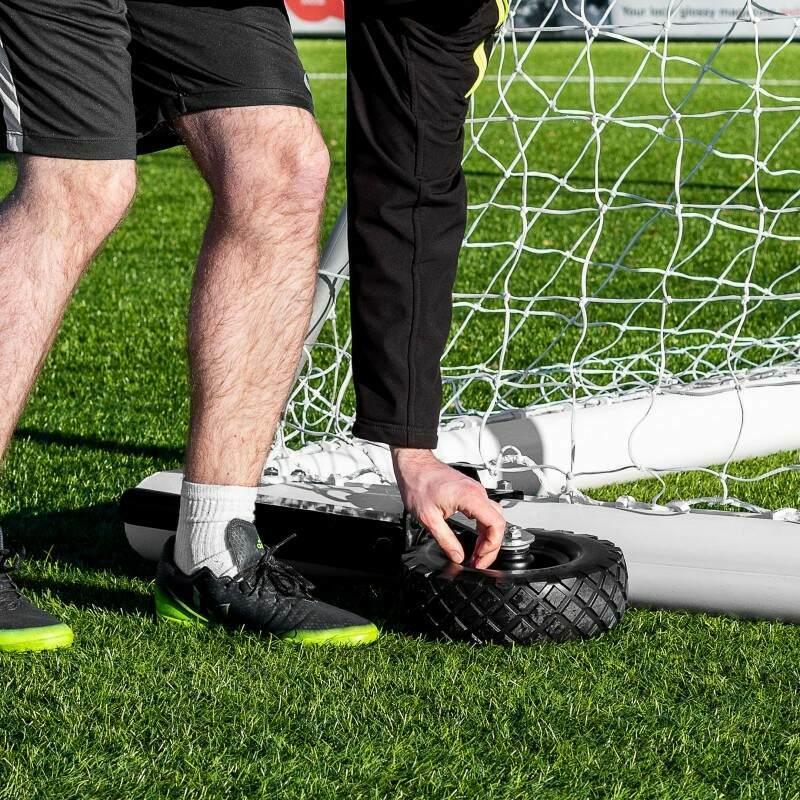 All-Terrain Football Goal Wheels