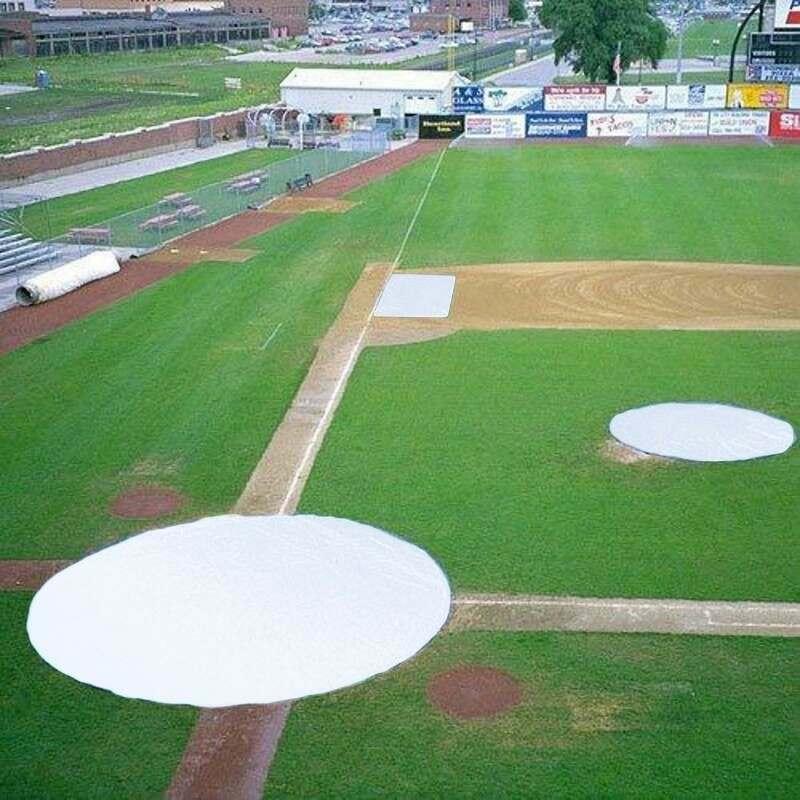 Baseball Pitch Base Covers