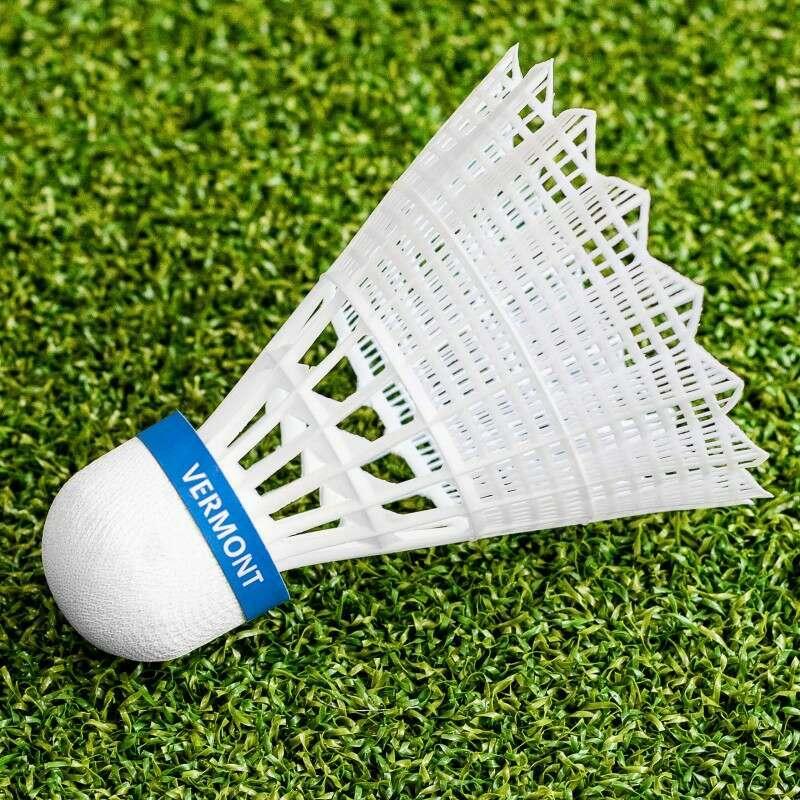 Badminton Shuttlecocks With Elite Flight & Trajectory   Net World Sports