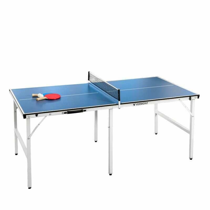 Vermont Mini Table Tennis Table | Net World Sports