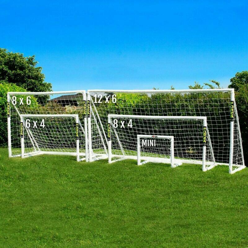 Range Of Soccer Goals For The Backyard