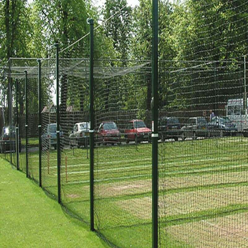 Galvanized Steel Poles For Cricket Cages   Cricket Cages   Cricket   Net World Sports