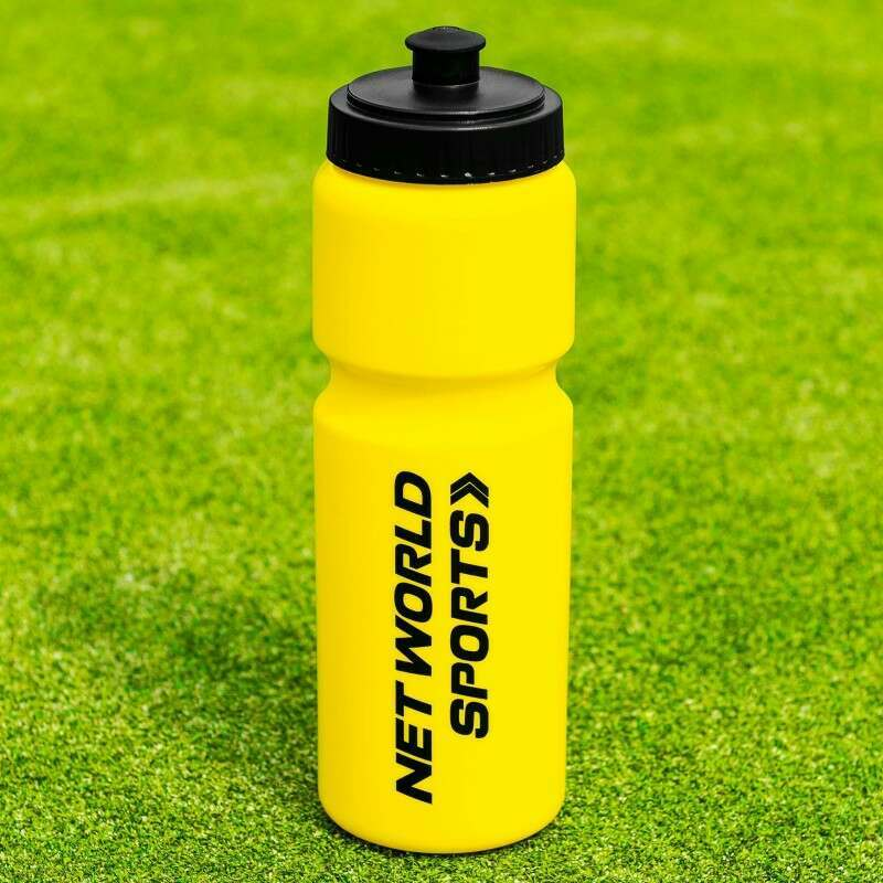 Yellow BPA Free Plastic Water Bottle