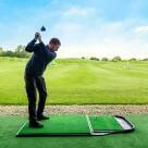 Video for FORB Pro Driving Range Golf Practice Mat