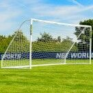 Video for 16 x 7 FORZA Match Football Goal Post
