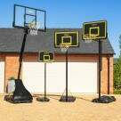 Video for FORZA Adjustable Basketball Hoop And Stand System