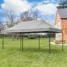 Video for Harrier Luxus Pop Up Gartenpavillon [3 m x 6 m]