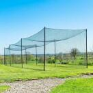 Video for FORTRESS Ultimate Baseball Batting Cage & Poles