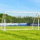 Video for 3.7m x 1.8m FORZA Match Football Goal Post