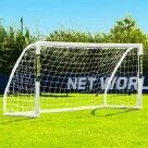 Video for 2.4m x 1.2m FORZA Match Football Goal Post