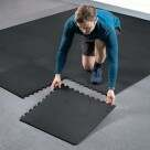 Video for METIS Interlocking Gym Flooring Tiles [60cm²]